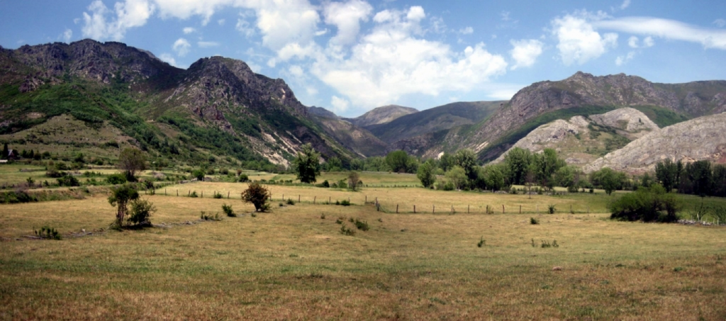 Babia valle central